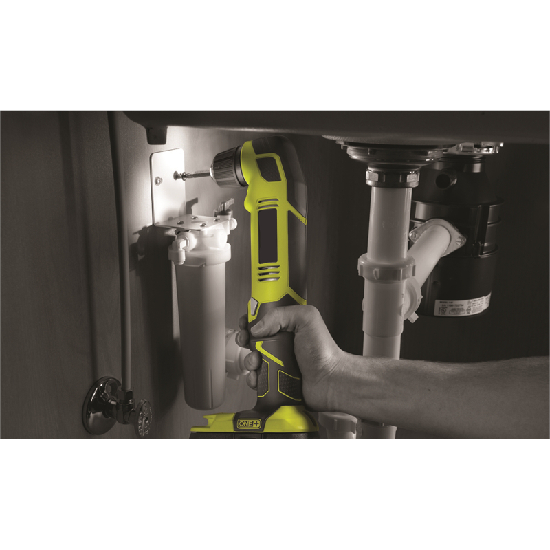 Ryobi Right Angle Drill Driver Skin Only