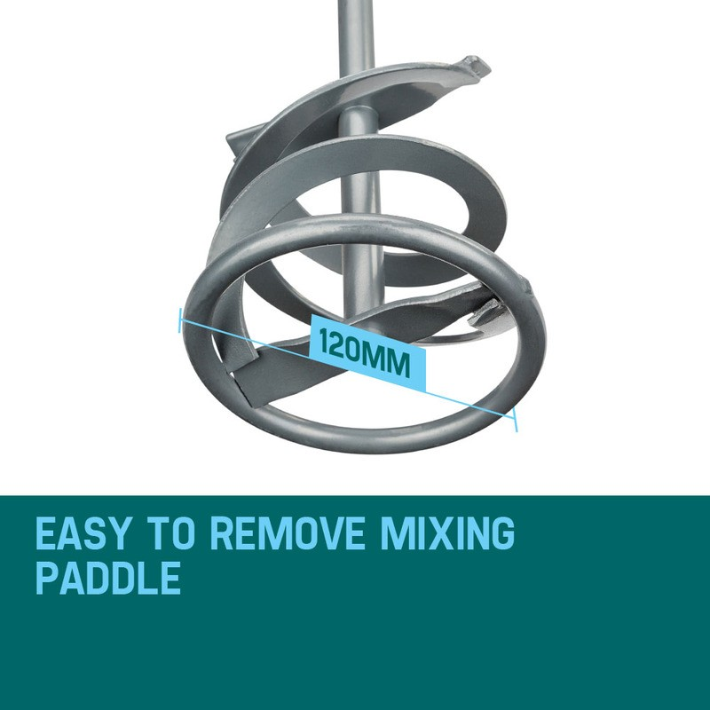 Mixer 120mm