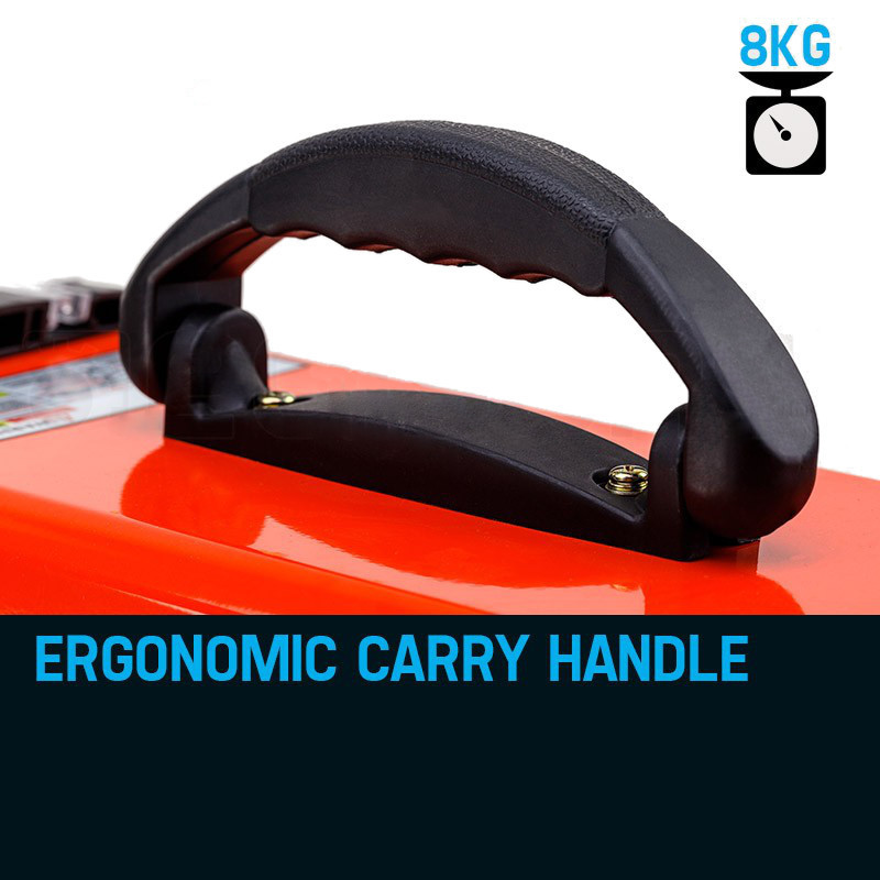 Ergonomic Carry Handle