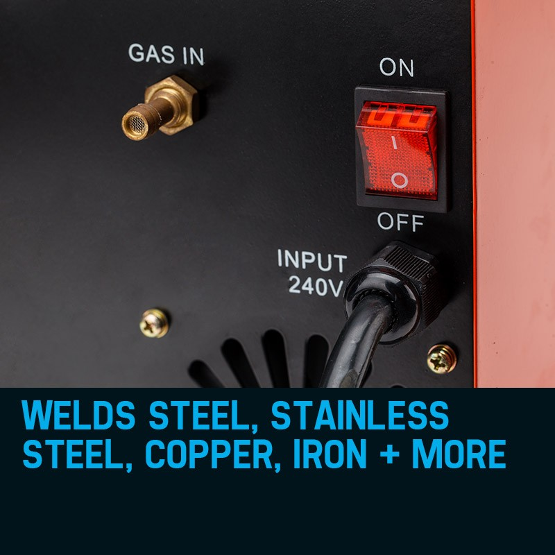 Welds Steel