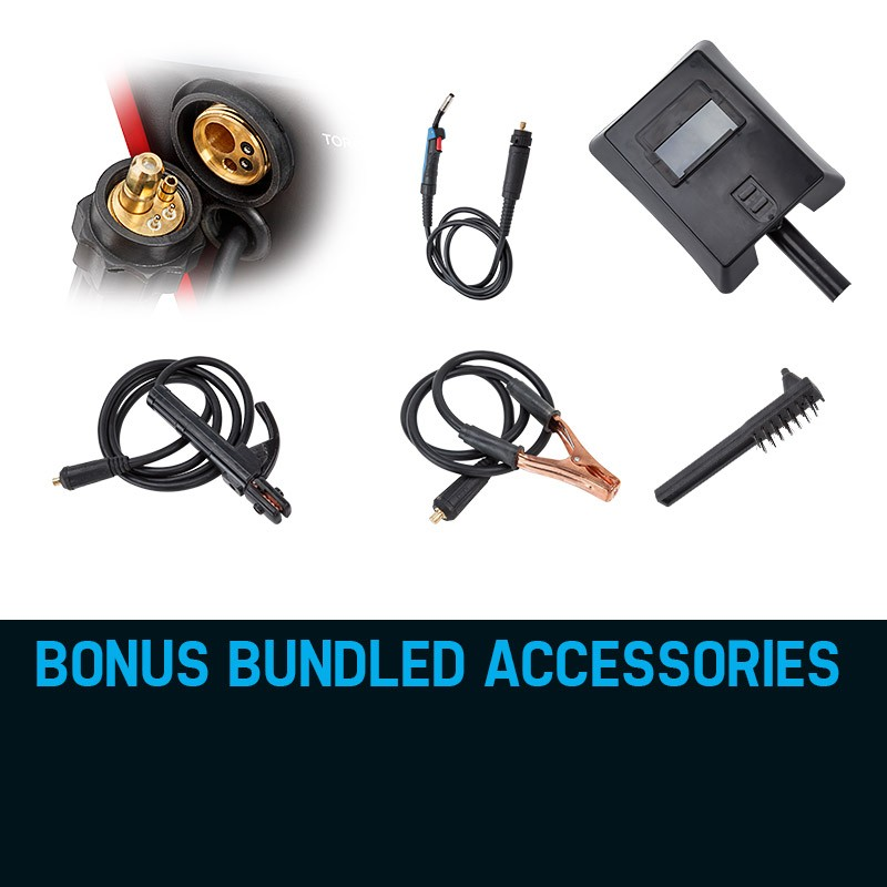 Bundled Accessories