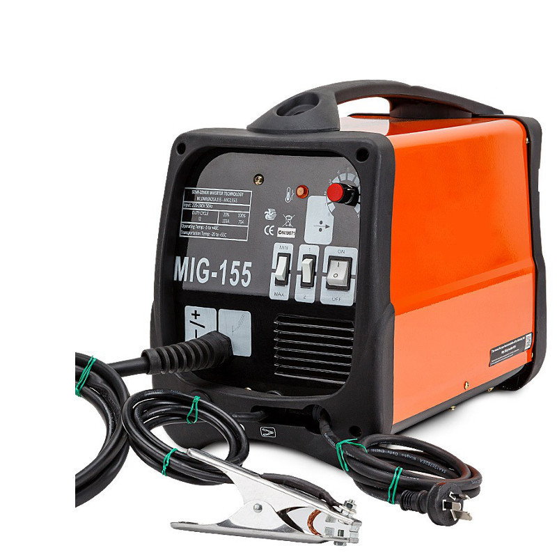 ROSSI Powerful 155Amp MIG MAG Welding Machine
