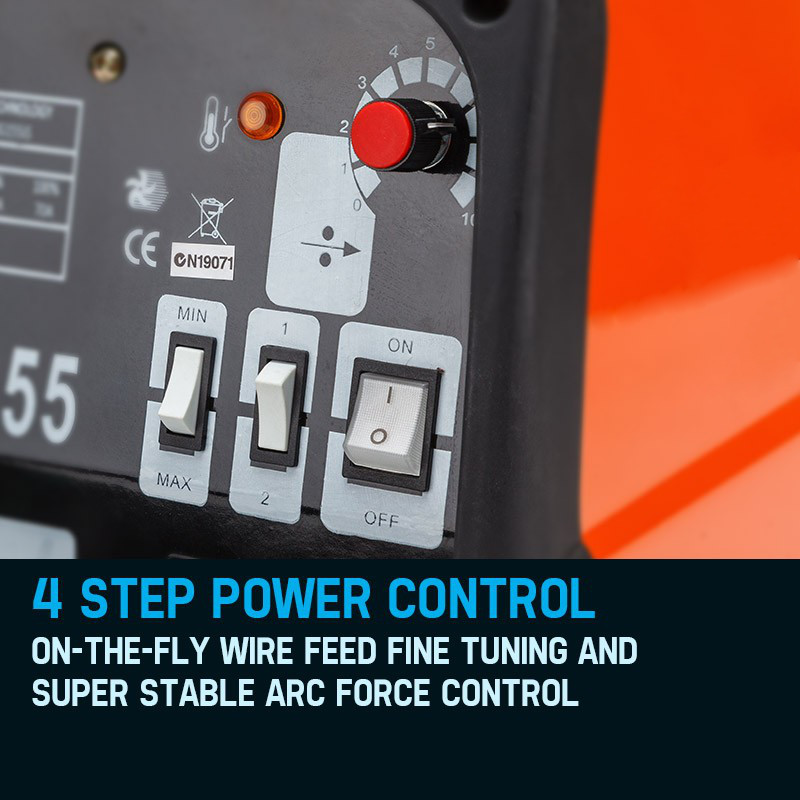 4 Step Power Control