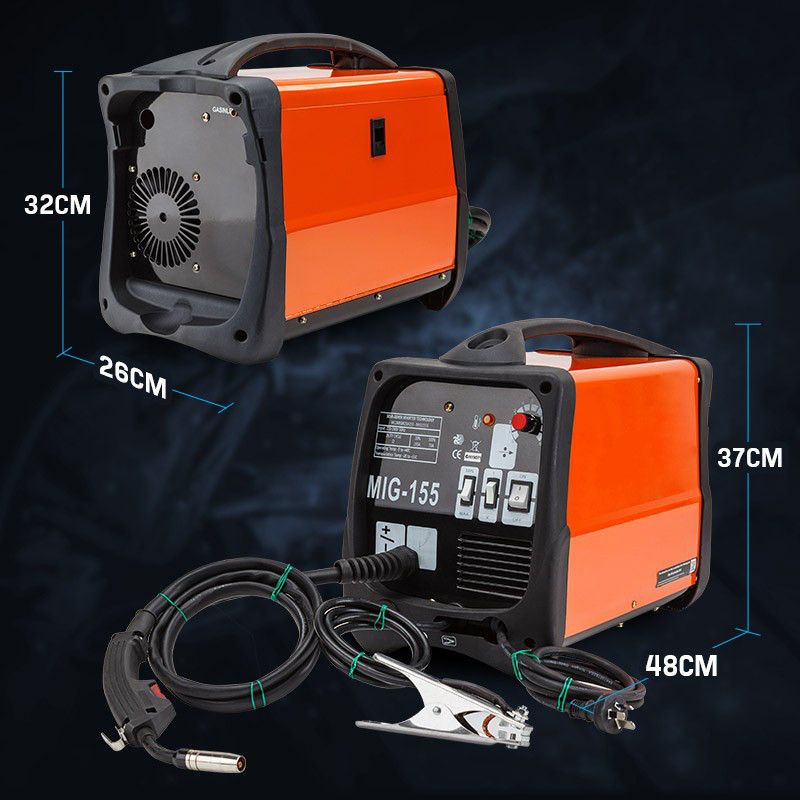 ROSSI Gas/Gasless Welder DC Welding Machine