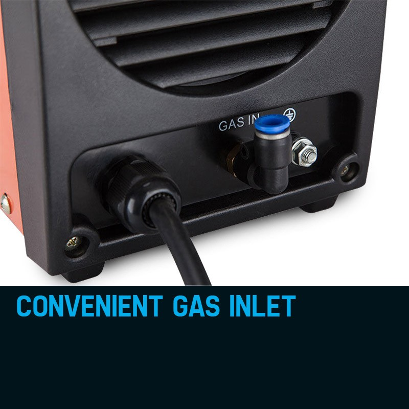 Gas Inlet