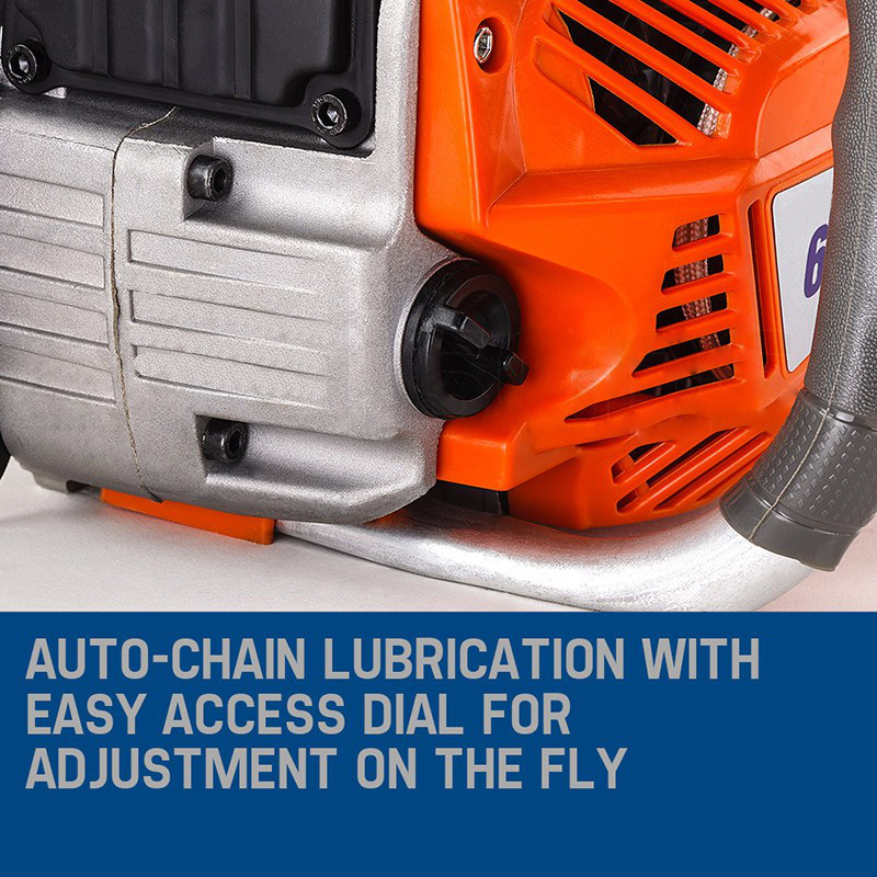Auto-Chain Lubrication