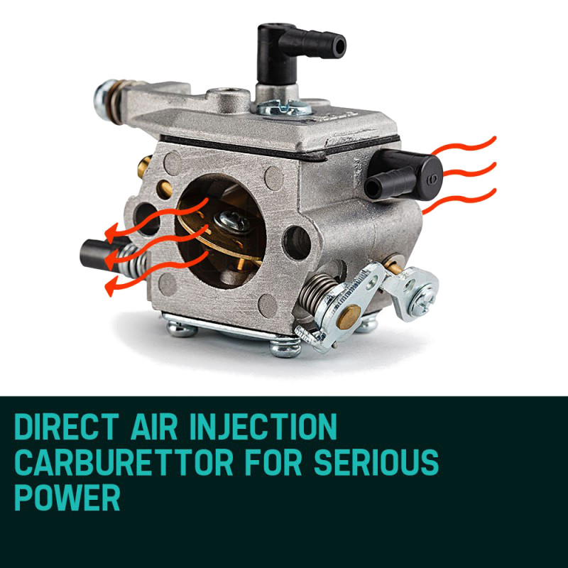 Direct Air Injection