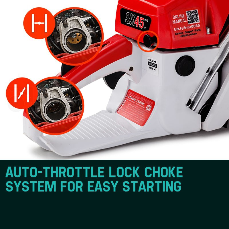 Throttle Lock
