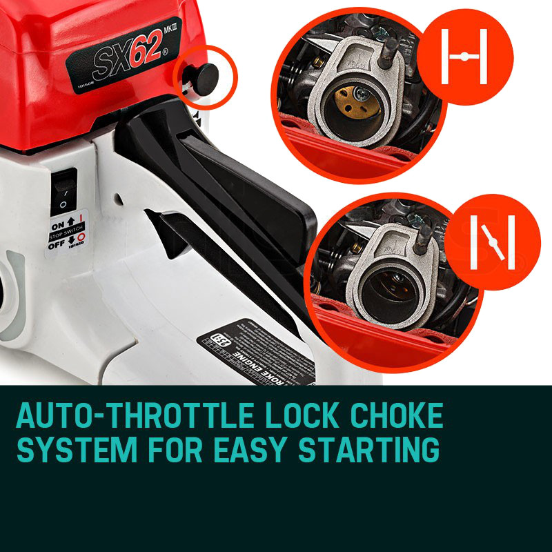 Auto-Throttle Lock