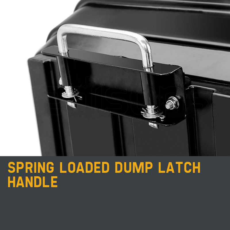 Dump Latch Handle