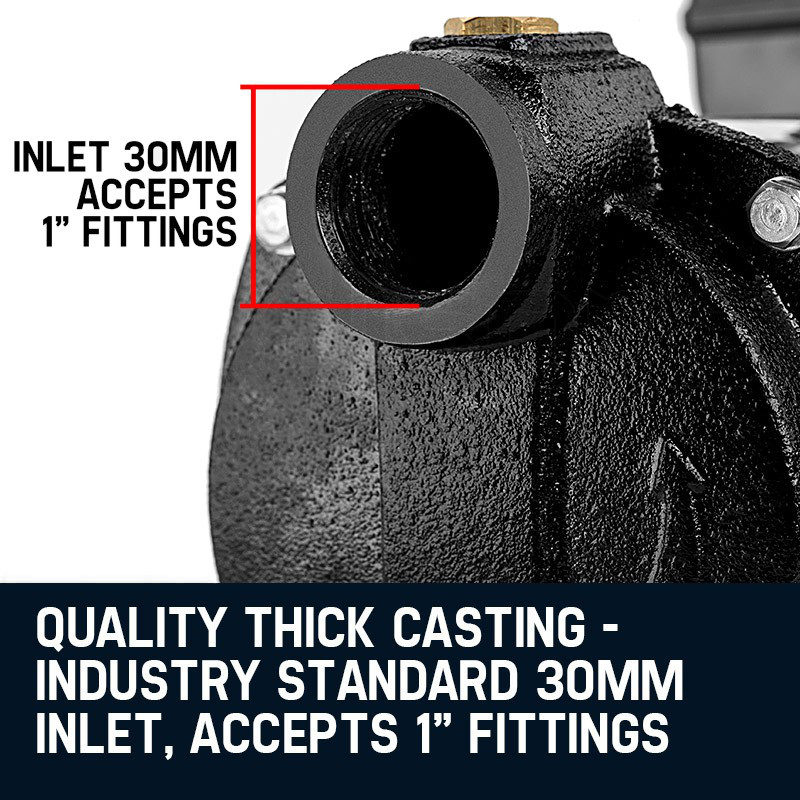 30MM Inlet