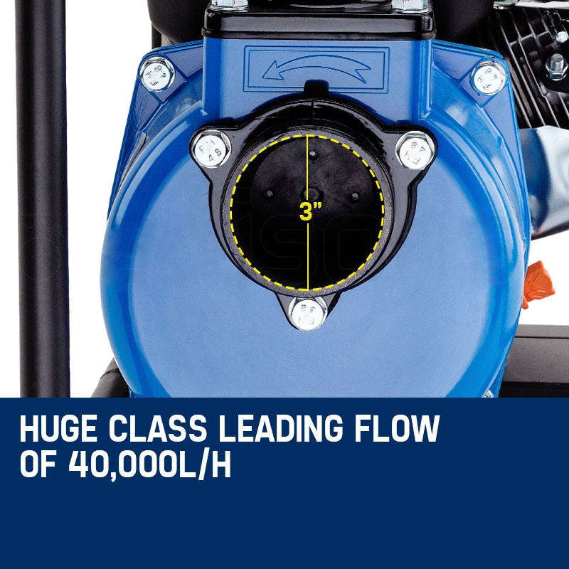40000 Litres/hour Leading Flow