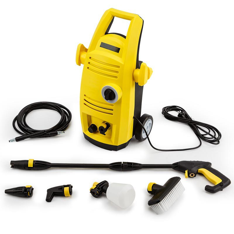 Jet Usa 3200 Psi Electric High Pressure Cleaner Washer