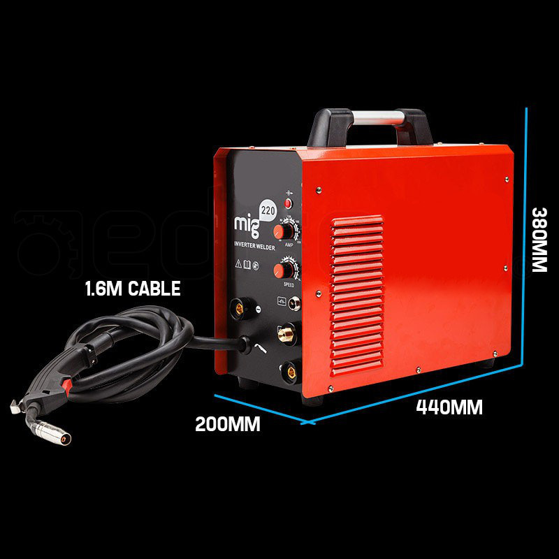 Portable Gas Gasless Inverter Welding Machine