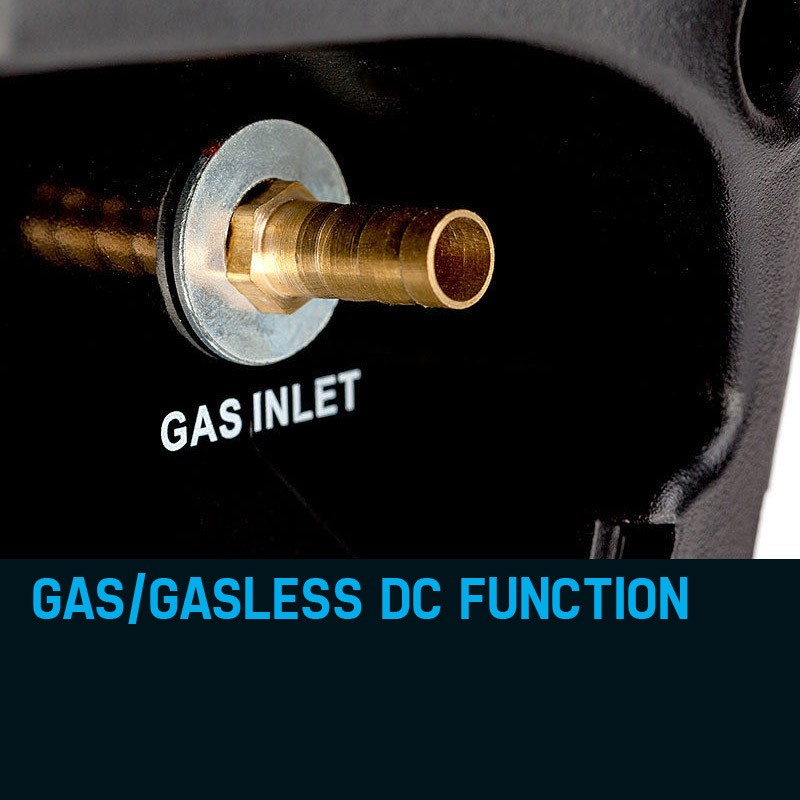 Gas/Gasless DC
