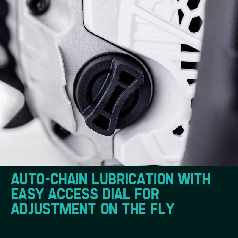 Auto Chain Lubrication