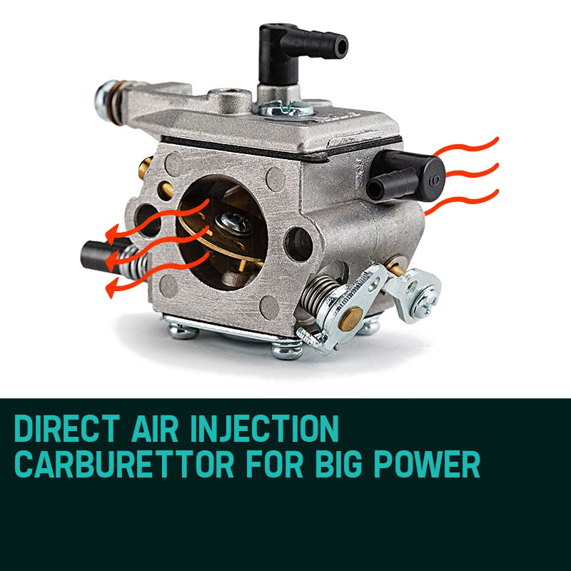 Air Injection