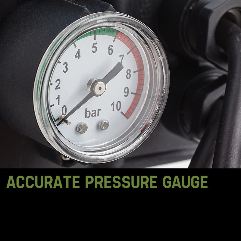 Accurate Pressure Gauge