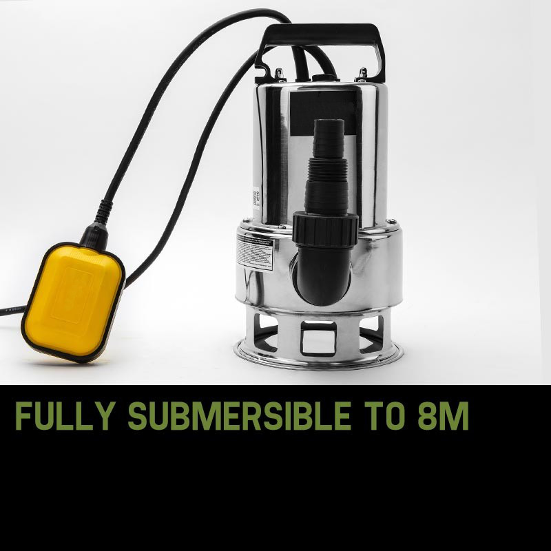 Fully Submersible