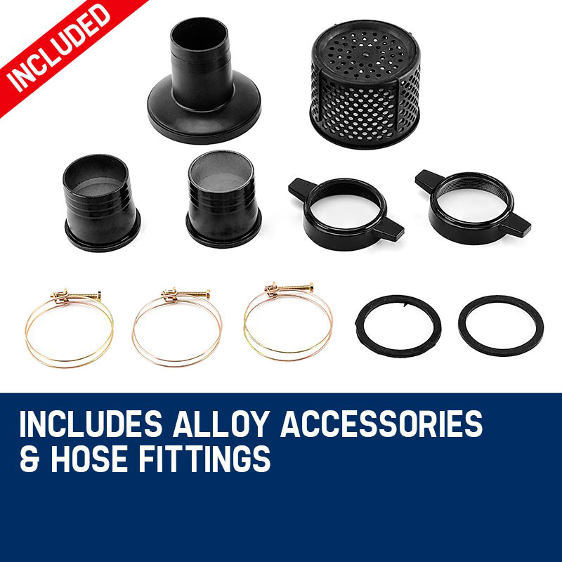 Alloy Accessories