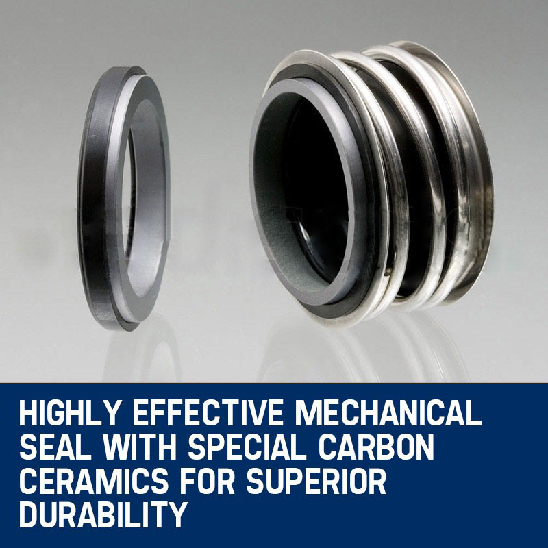 Solid Impeller for durability