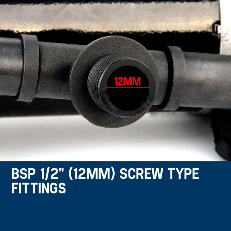 12mm Screw Type