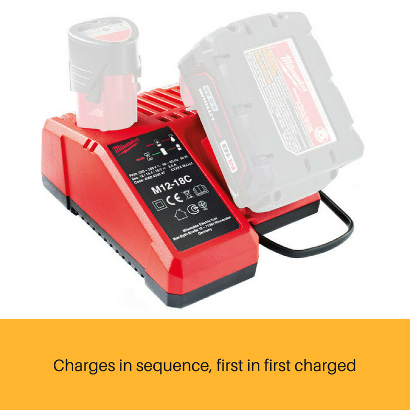 """Multi Voltage Charger"