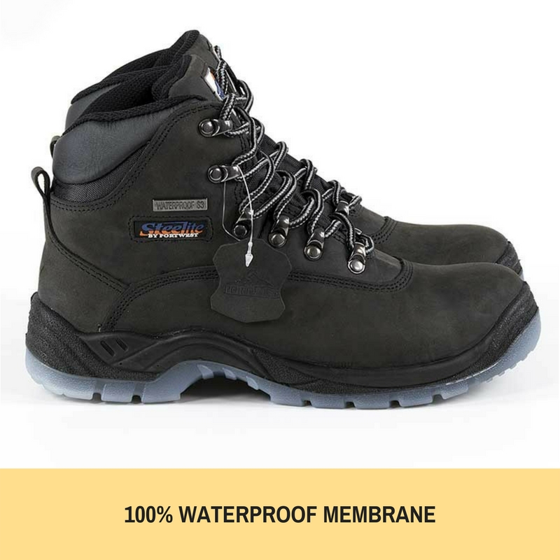 """""""Safety Boot"""