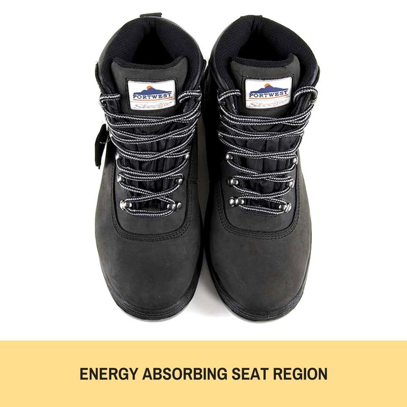 26ac4f9a3c3e46 Portwest All Weather Work Boots