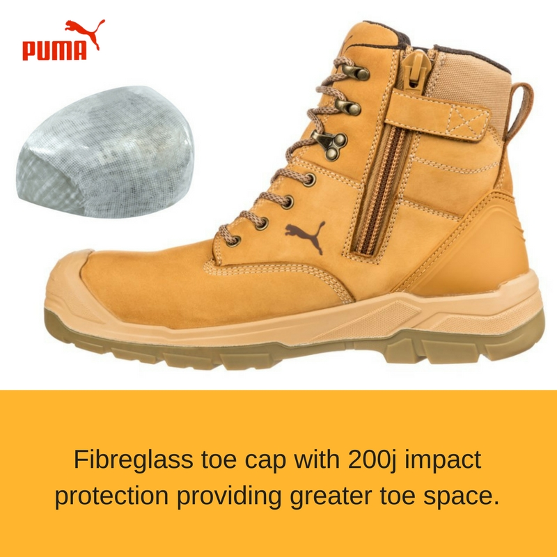 The 630727 Puma Conquest Wheat is 1 of 4 NEW styles added to the Puma Scuff  cap range. It is a 7